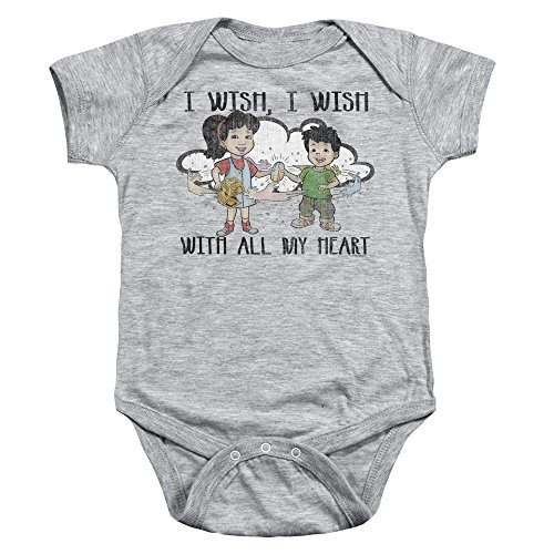 Dragon Tales Toddler I Wish With All My Heart Onesie