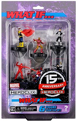 NECA Marvel: 15th Anniversary What If? Starter Set