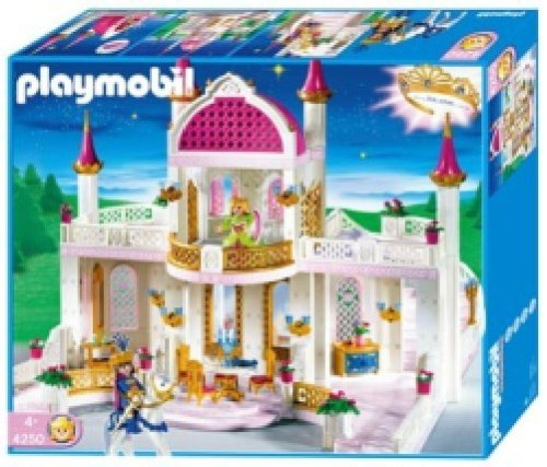 buy playmobil magic castle online at low prices in india amazon in - Play Mobile Fille