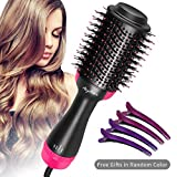 Best Hot Air Brushes - One Step Hair Dryer & Volumizer Ceramic Electric Review
