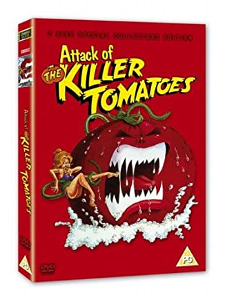 Attack of the Killer Tomatoes [DVD]