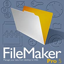 FileMaker Pro 5 for Mac