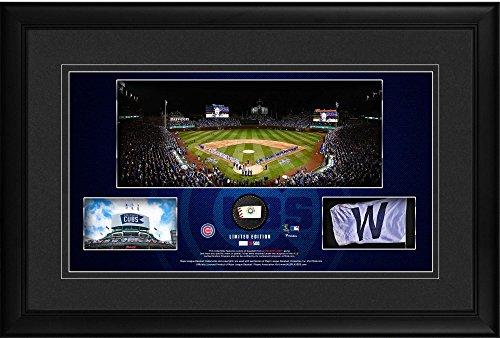 Baseball Chicago Stadium - Chicago Cubs Framed 10