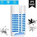 OAEN Electric Indoor Bug Zapper, Mosquito Killer, Insect and Fly Zapper Catcher Killer Trap with UV Night Sensor Light for Home, Office and Patio Indoor Use