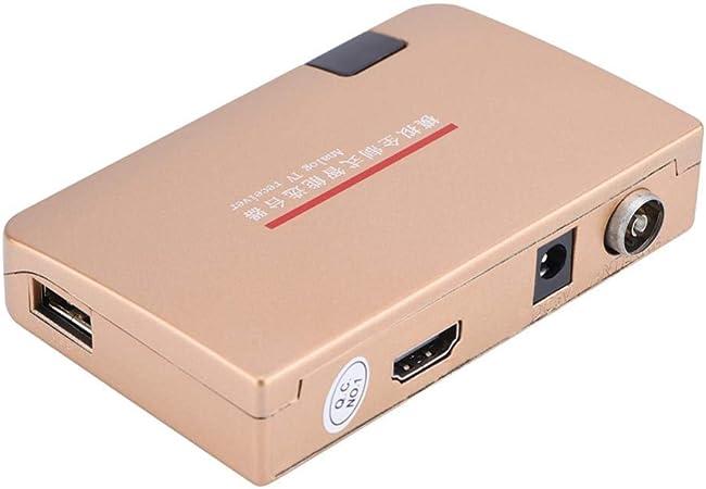 Lazmin Rf Zu Hdmi Konverter 100 240v Analog Tv Elektronik