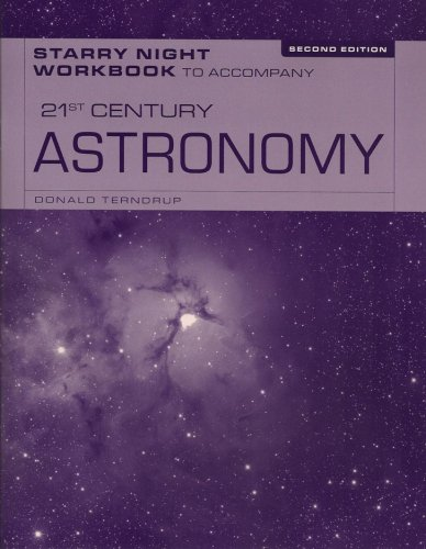Starry Night Pro with Activities Workbook: for 21st Century Astronomy, Second Edition
