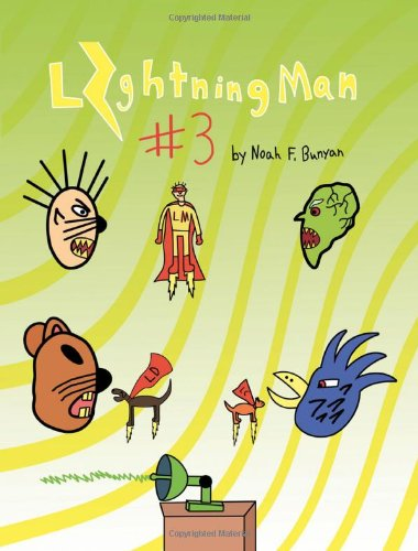 Lightning Man #3 ebook