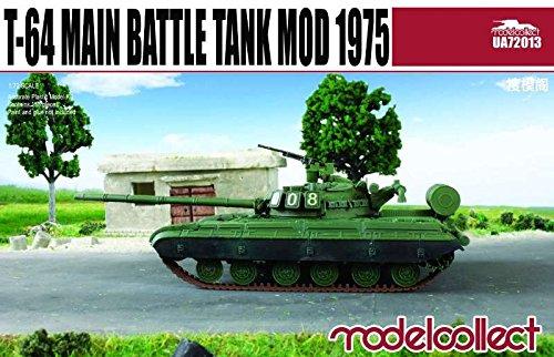 Modelcollect UA72013Model Kit T 64B Main Battle Tank Model 1975