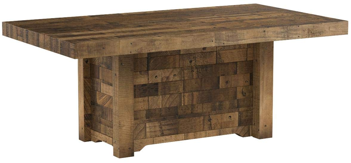 Signature Design by Ashley D775-25 Sommerford Dining Table, Summerford by Signature Design by Ashley (Image #7)