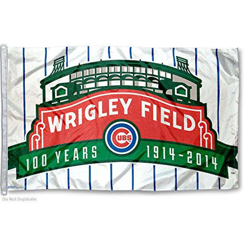 Chicago Cubs Big 3x5 Flag (Chicago Cubs Tailgating)