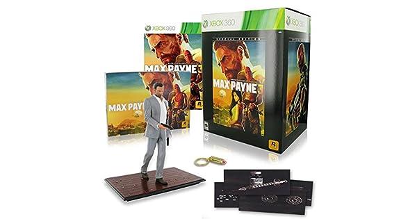 Max Payne 3: Special Edition (Xbox 360) [Importación Inglesa]: Amazon.es: Videojuegos