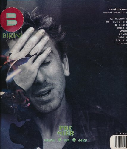 Bikini Magazine - Premier Issue