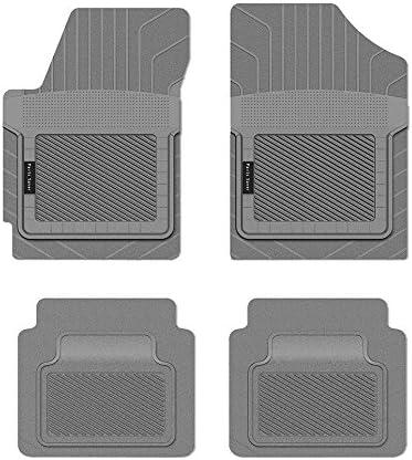 Custom Fit Car Mat 4PC PantsSaver Gray 4306152