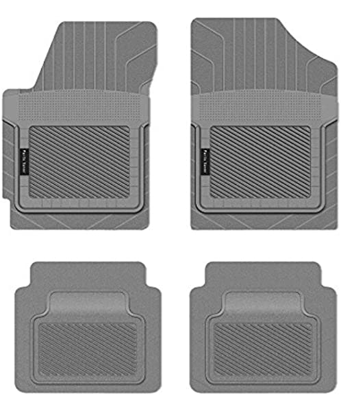 PantsSaver Gray 0728042 Custom Fit Car Mat 4PC
