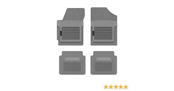 2110162 PantsSaver Custom Fit Car Mat 4PC Gray