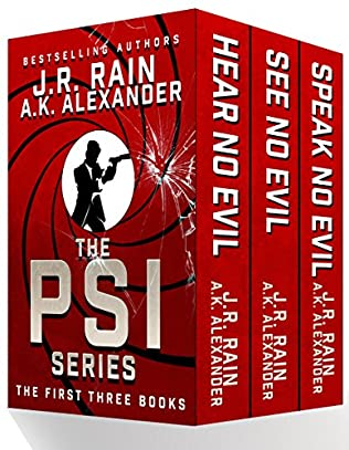 book cover of The PSI Thrillers