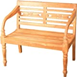 Sterling 6500555 Folger Teak Bench, 35-Inch, Natural Review