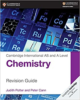 Book Cambridge International AS and A Level Chemistry Revision Guide (Cambridge International Examinations)