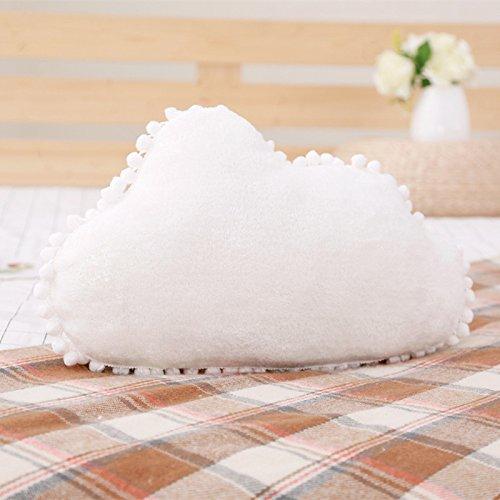 Creative Star Moon and Cloud Plush Pillows Stuffed Toys (white, cloud)