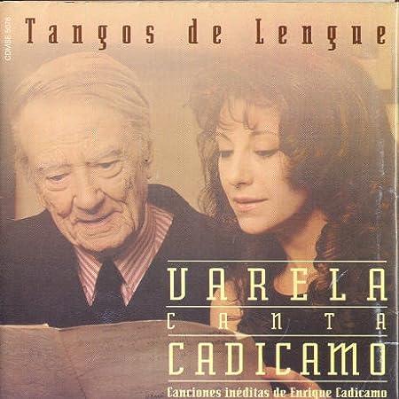 Adriana Varela Canta Cadicamo Tangos De Lengue