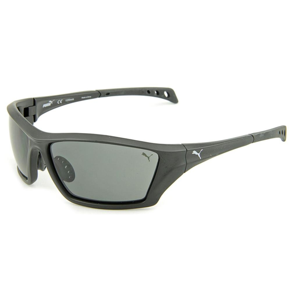 346c2faa63 Puma Eyewear Sunglasses Polarized Lenses Pu14701a Gr  Amazon.ca  Sports    Outdoors