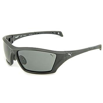 eee622f4d4 Puma 786484 Plastic Black Men Sunglasses  Amazon.co.uk  Sports   Outdoors