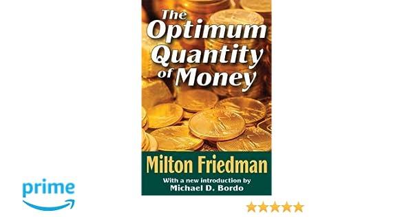 Milton Friedman   Online Library of Liberty