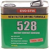 Evo Stik 528 Contact Adhesive - 2.5 Litre 805705 by Evo-Stik