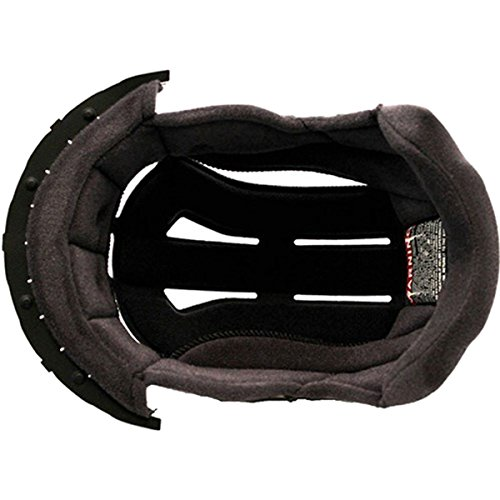 Shoei Neotec 2 Center Pad XL13 Street Motorcycle Helmet Accessories - Black/X-Large