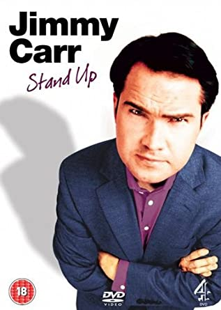 Amazon Com Stand Up Jimmy Carr Movies Tv