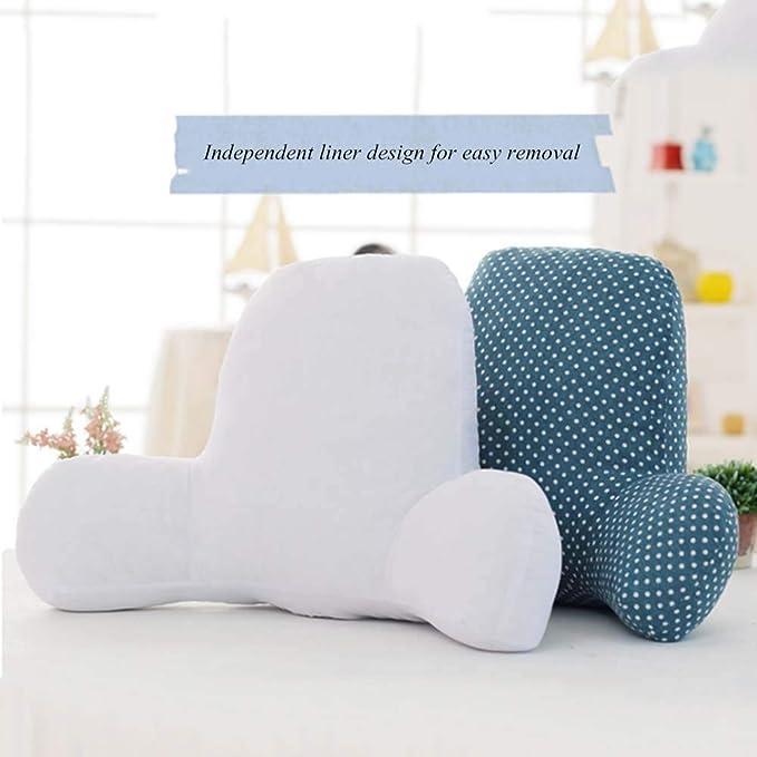 Amazon.com: Almohada de lectura para la espalda ...