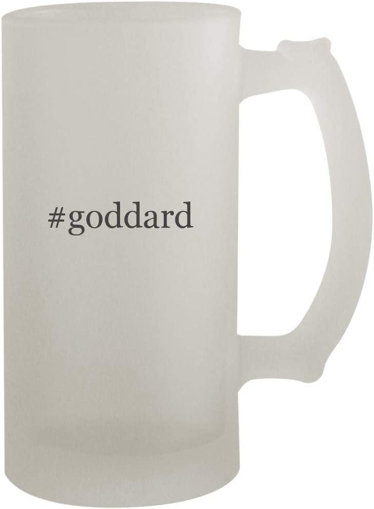 #goddard - 16oz Hashtag Frosted Beer Mug Stein, Frosted