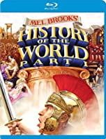 History of the World Part 1 [Blu-ray]