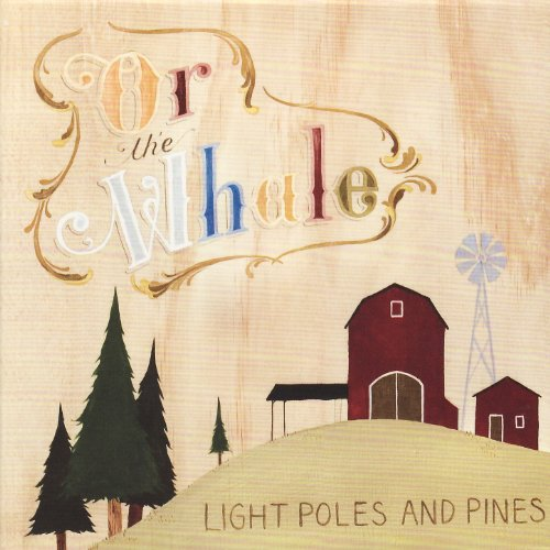 the whale from the album light poles and pines january 20 2009 be the