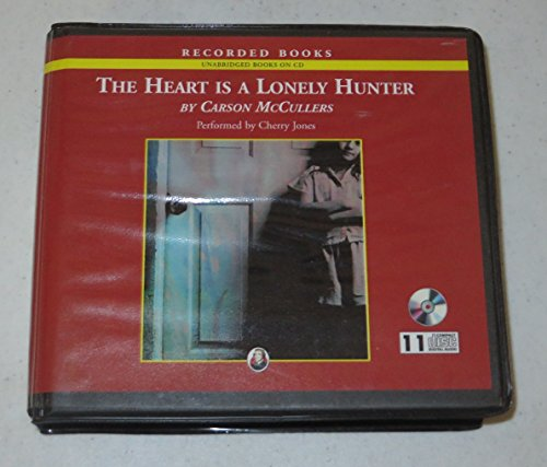 an analysis of carson mccullers the heart is a lonely hunter Free essay: the loneliest people the heart is a lonely hunter is very deep philosophical story about lonely people everyone in this book is lonely as hell.
