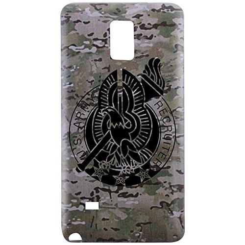 Galaxy Note Army Recruiter Badge Veteran Phone Shell
