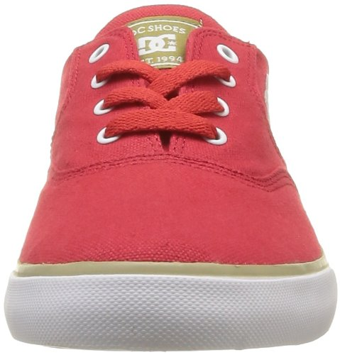 Sneaker Dc Shoe Rw2 M rot Flash red Uomo White Tx Rosso ZUnZXr