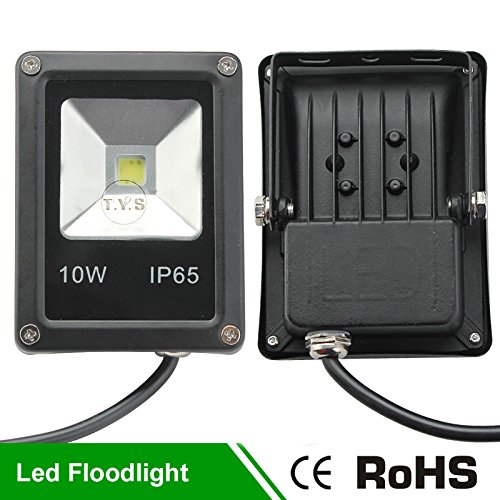 Warm White, 30W : LED Flood Light 10W 30W 50W Floodlight IP65 Waterproof LED Spotlight Refletor Outdoor Lighting Landscape for Garden Street Wall