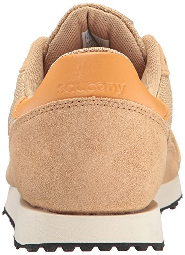 Saucony Originals Damen DXN Trainer Fashion Sneaker Bräunen