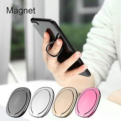 diallent13 - Soporte para anillo de dedo, 2 piezas, móviles ...