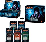 VARIETY PACK Magic Shadows Over Innistrad - All 5 Intros + Booster Box + Fat Pack - Magic the Gathering