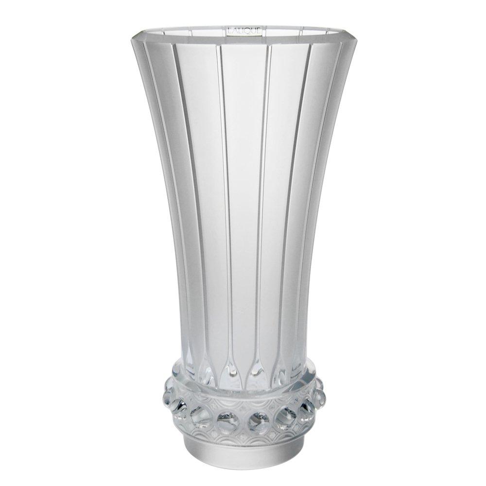 ラリック(LALIQUE)花器 ラグーン 35cm 10307300 [並行輸入品] B077D26238