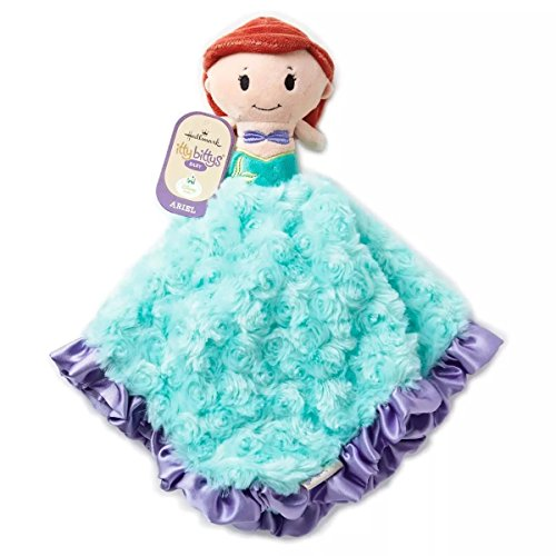 Hallmark itty bittys Ariel Baby Lovey Blanket]()