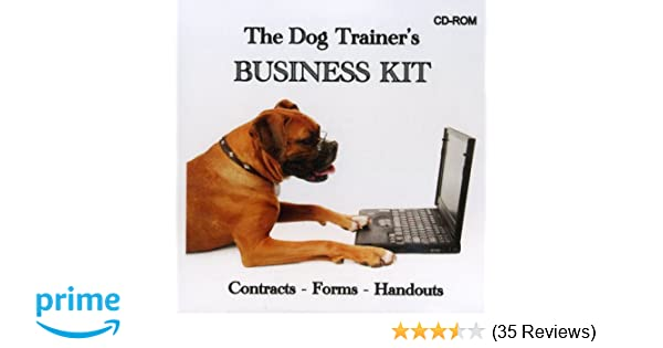 The Dog Trainer\'s Business Kit: Nicole Wilde: 9780981722702: Amazon ...