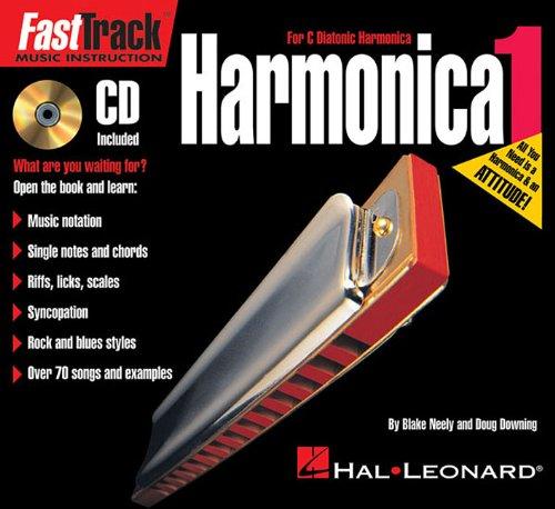 Download FastTrack Mini Harmonica Method Book 1 (FastTrack Music Instruction) PDF