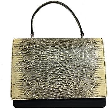 70d72bdcb4 Amazon.com  Prada Women s Black Tessuto Lucerto Leather Handbag ...