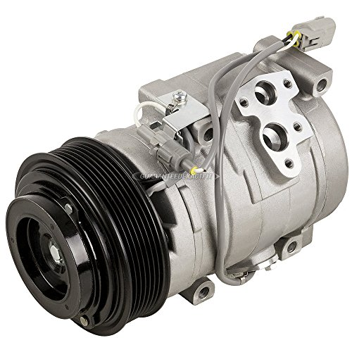 AC Compressor & A/C Clutch For Caterpillar All Models 1985-2008 - BuyAutoParts 60-03358NA New