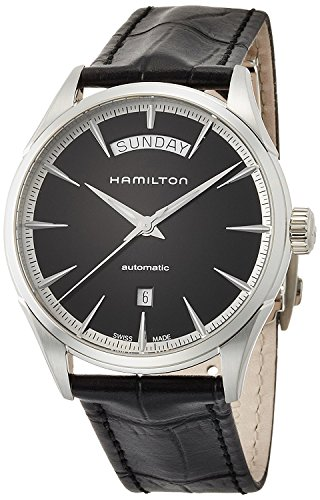 HAMILTON watch jazz master day date mechanical automatic winding H42565731 Men's [regular imported goods]