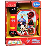 Mickey Mouse Clubhouse, Mickey's My First Learning Book Lights and Sounds