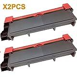 AceToner (TM) 2PCS Toner Cartridge TN-660 (TN660) Compatible for Brother TN-660 Black DCP-L2520DW DCP-L2540DW MFC-L2700DW MFC-L2720DW MFC-L2740DW HL-L2300D HL-L2305W HL-L2320D HL-L2340DW HL-L2360DW HL-L2380DW